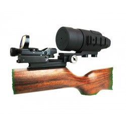 eXact 2.6x44 Precision Gen I NV scope kit
