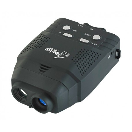Urban Patrol 1.0x-2.0x digital zoom Night Vision Camera