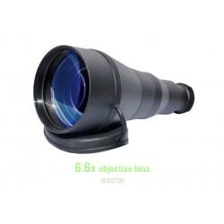 6.6x Objective Lens
