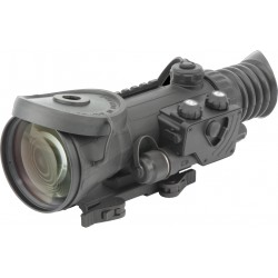 Armasight Vulcan 4.5X Ghost MG Compact Professional 4.5x Night Vision Rifle Scope Gen 3 Ghost White Phosphor with Manual Gain