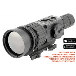 Armasight Apollo Pro LR 640 100mm (60 Hz) Thermal Imaging Clip-on System, FLIR Tau 2 - 640x512 (17?m) 60Hz Core, 100mm Lens