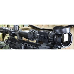 Armasight Apollo Pro LR 640 100mm (30 Hz) Thermal Imaging Clip-on System, FLIR Tau 2 - 640x512 (17?m) 30Hz Core, 100mm Lens