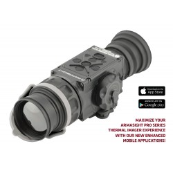 Armasight Apollo Pro MR 640 50mm (60 Hz) Thermal Imaging Clip-on System, FLIR Tau 2 - 640x512 (17?m) 60Hz Core, 50mm Lens