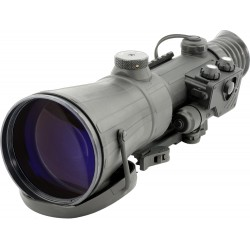 Armasight Vulcan 8X QS MG Professional 8x Night Vision Rifle Scope Gen 2+ Quick Silver White Phosphor with Manual Gain