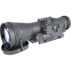 Armasight CO-LR QS MG Night Vision Long Range Clip-On System Gen 2+ Quick Silver White Phosphor with Manual Gain